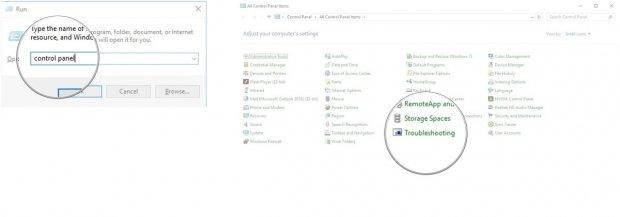 """حل مشكلة توقف شريط البحث """"Windows Search"""" في ويندوز 10 5"""
