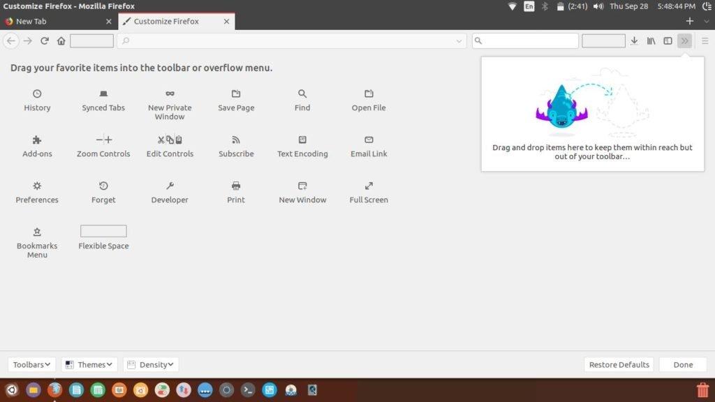 تحميل متصفح فايرفوكس كوانتوم 2018 اخر اصدار 6