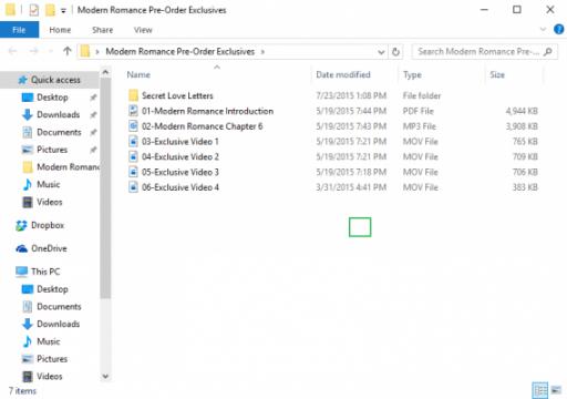 كيفية عمل كلمة سر لمجلد علي windows 10 بدون برامج 3
