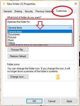 كيفية حل مشكله بطء فتح الملفات في ويندوز 3