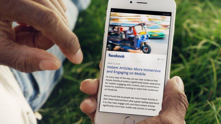 """كيفية الربح من المقالات الفورية """"Instant article"""" من فيسبوك 1"""