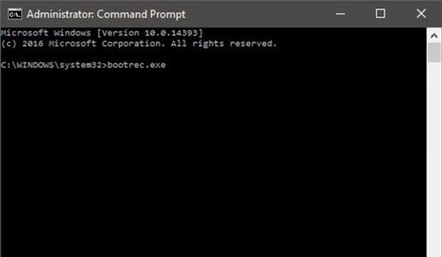 طريقة حل مشكلة رسالة الخطأ Error 0xc00000f عند تثبيت الويندوز 3