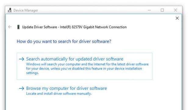 حل مشكلة The Default Gateway Is Not Available في نظام ويندوز 10 3