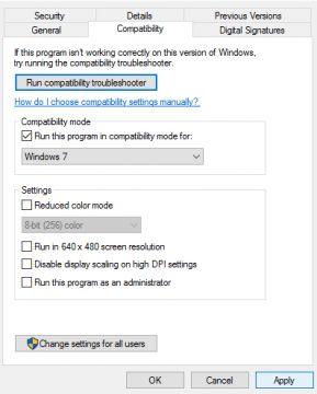 حل  مشكلة ظهور رسالة Error 0xc000007b في ويندوز 7 و8 و10 4