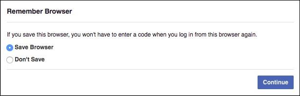 كيف تأمين حساب الفيس بوك من الاختراق 7