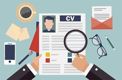 تحميل نموذج CV بالعربية والإنجليزية مجاناً 3