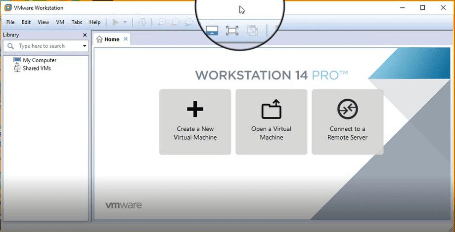 تنزيل وتفعيل VMware Workstation Pro 14 إصدار 2018 3