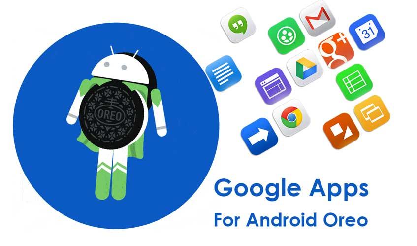 تحميل وتثبيت Android Oreo 8.0 Gapps 2