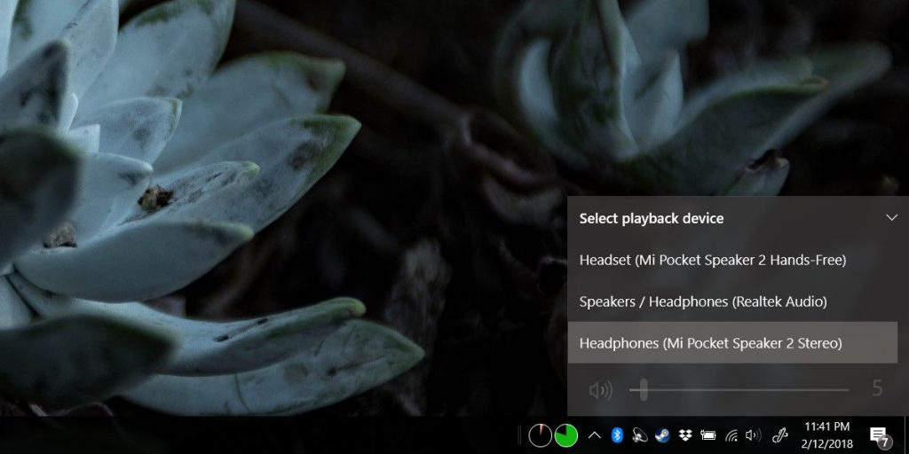 طريقة حل مشكلة سماعات البلوتوث في ويندوز 10 2