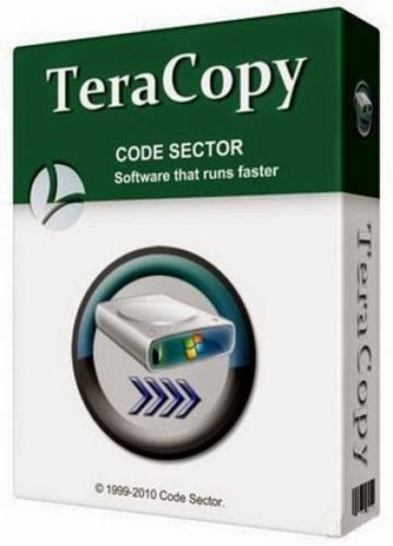 طريقة لنقل ونسخ الملفات بسرعة فائقة ببرنامج TeraCopy 1
