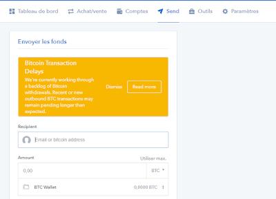 كيفيه انشاء محفظة Coinbase شرح ارسال واستقبال العملات الالكترونية 13
