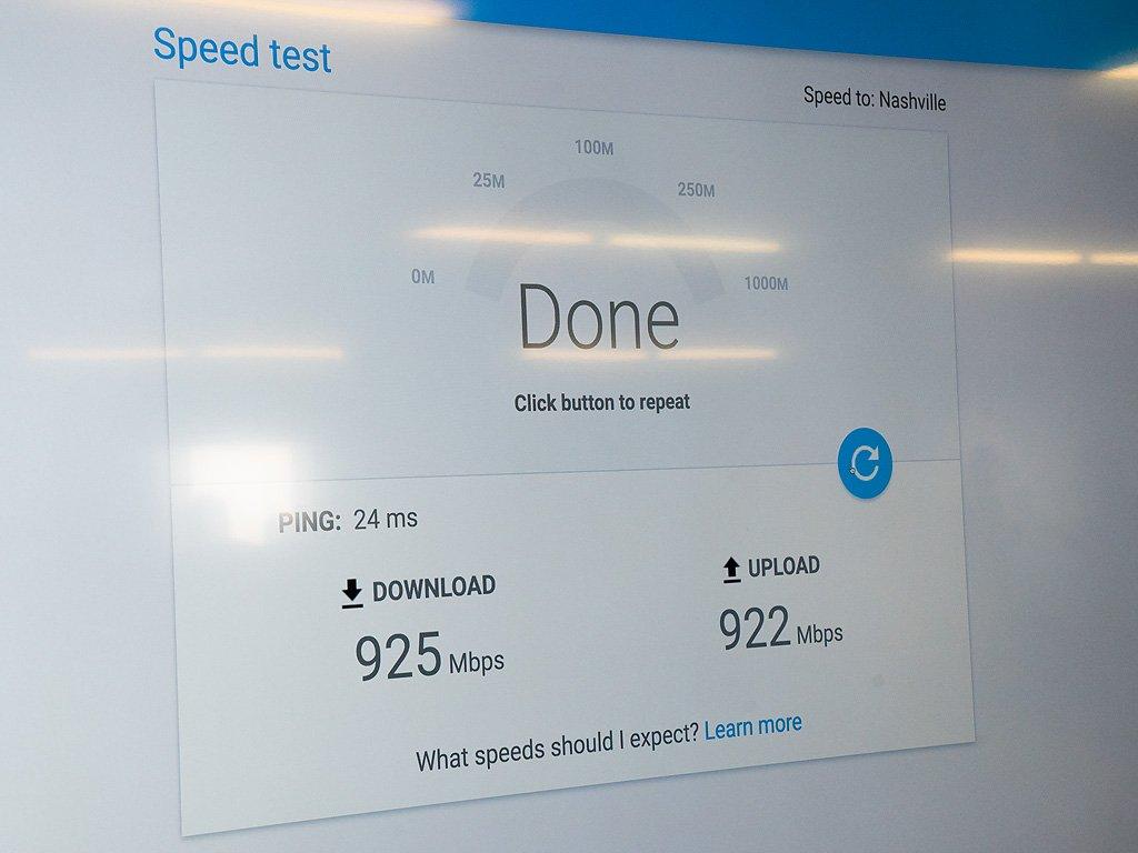 كيفية قياس سرعة النت بدون برامج فى ويندوز 10 أندرويد وآيفون 9