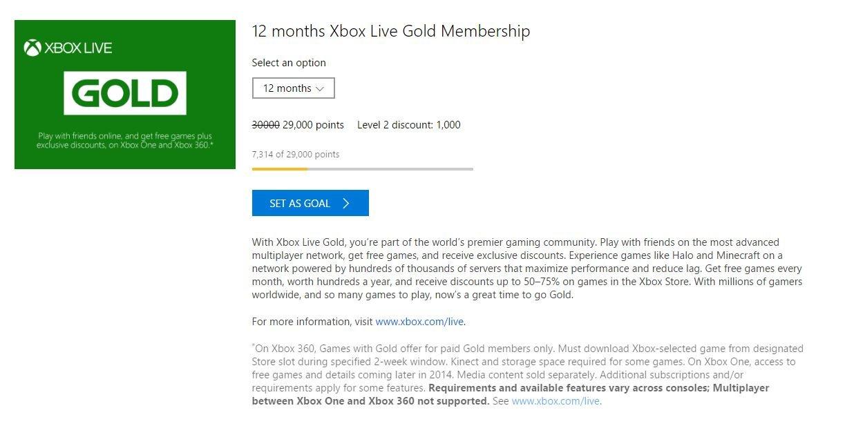 كيفية الحصول على حساب Xbox Live Gold مجانا 3