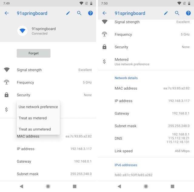 تعرف على أبرز 10 تغييرات ومميزات جديدة في أندرويد بي Android P 11