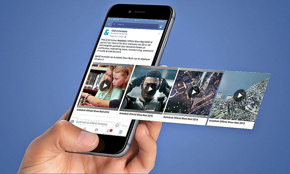 Photo of طريقة تحميل فيديوهات فيسبوك