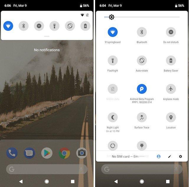 تعرف على أبرز 10 تغييرات ومميزات جديدة في أندرويد بي Android P 3