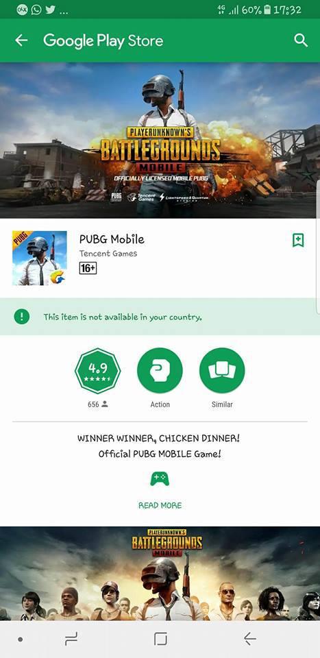 تحميل لعبة PUBG كامله للأندرويد اخر اصدار 2