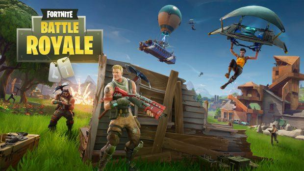 مواصفات ومتطلبات تشغيل لعبة Fortnite Battle Royale 1