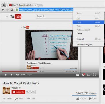 طريقة لتحميل فيديوهات يوتيوب مترجمة 2