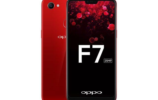 سعر ومواصفات كاملة لهاتف أوبو OPPO F7 1