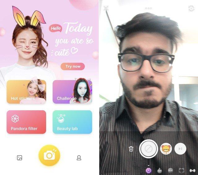 أفضل 10 تطبيقات لتصوير السيلفي Selfie للايفون و الاندرويد 11