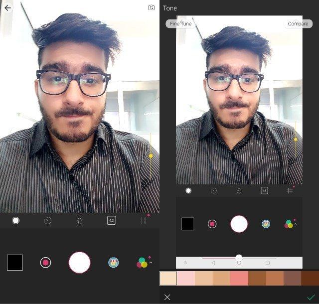 أفضل 10 تطبيقات لتصوير السيلفي Selfie للايفون و الاندرويد 6