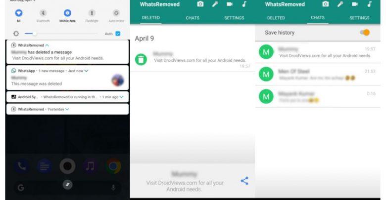 كيفية إستعادة الرسائل المحذوفة من واتساب WhatsApp 1