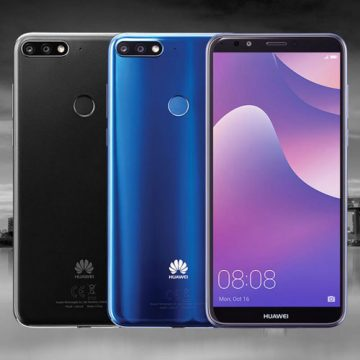 مراجهة مواصفات و مميزات هاتف هواوي 2018 Y7 Prime الجديد