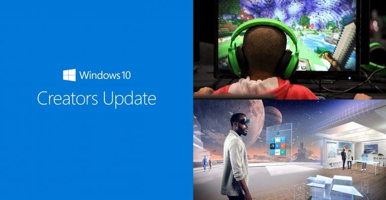 "Photo of تحميل وتثبيت آخر إصدار من ويندوز 10 "" Creators Update 2018 """