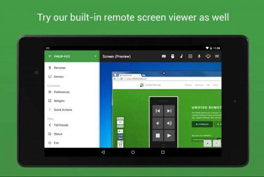 أفضل 5 تطبيقات أندرويد تتيح التحكم في الكمبيوتر الخاص بك من هاتفك