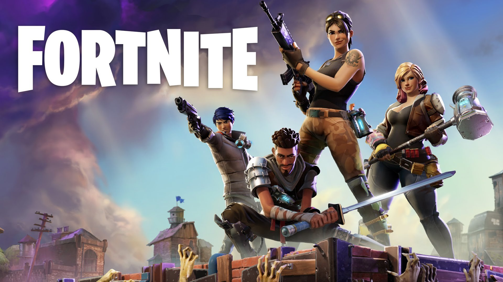 كيفية تحميل لعبة فورت نايت Fortnite ويندوز وماك وايفون 1