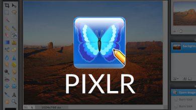 تعرف علي موقع Pixlr الذي يقدم مميزات الفوتوشوب أون لاين