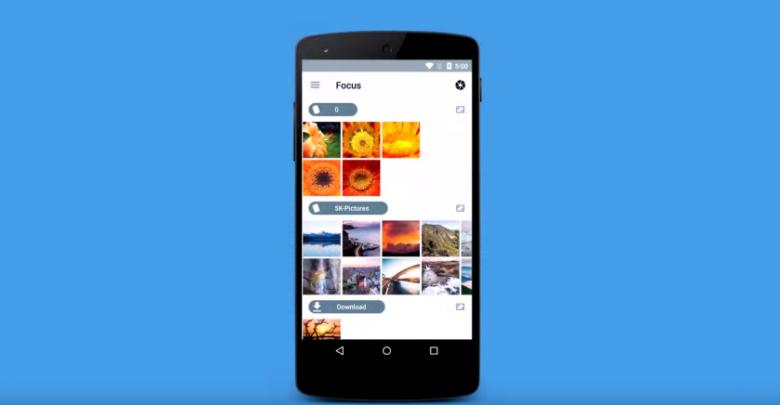 طريقة إخفاء الصور والرسائل والتطبيقات على هاتفك الاندرويد 1