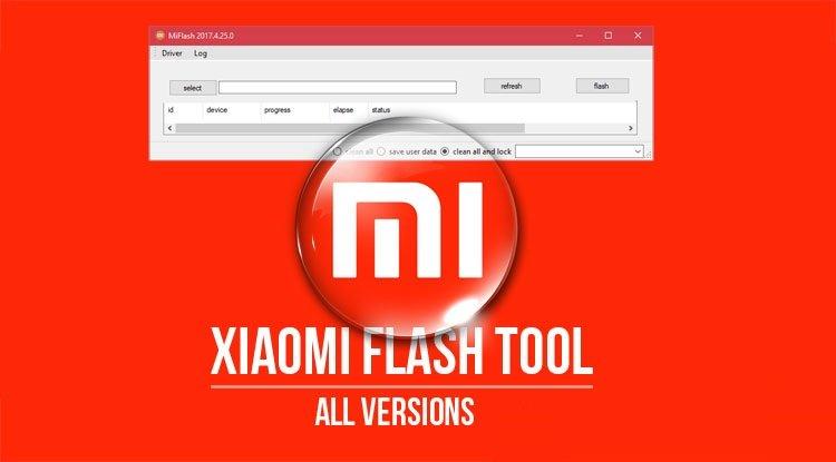 تنزيل و تحميل أداة Xiaomi Flash Tool بأحدث إصدار