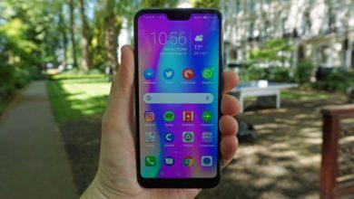 مراجعة مميزات هاتف Honor 10 الجديد من هواوي