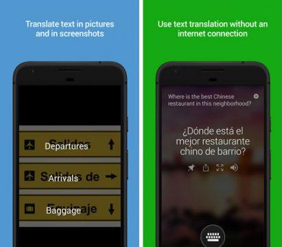 أفضل تطبيقات الأندرويد و الآيفون توفر الترجمة الفورية و المباشرة