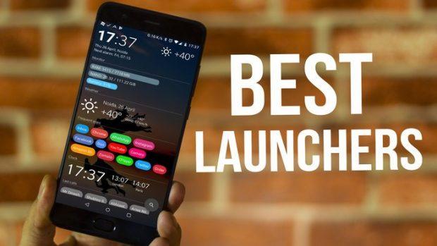 أفضل Launchers اللانشر المجانية للأندرويد 2018