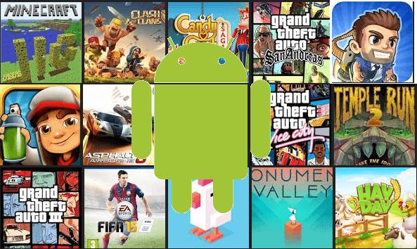 أفضل 10 ألعاب أندرويد صغيرة الحجم 2018