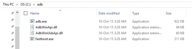 كيف تقوم بتثبيت أداة ADB و الـ Fastboot للويندوز بسهولة