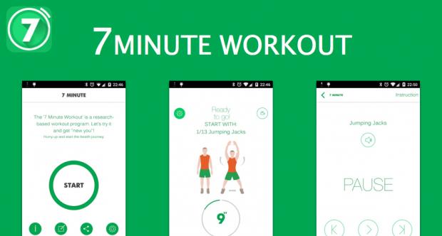 أفضل 5 تطبيقات لمتابعة الصحة واللياقة البدنية
