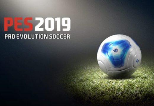 مواصفات و متطلبات تشغيل لعبة PES 2019