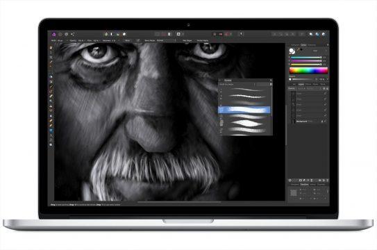 أفضل برامج تعديل الصور لنظام ماك Mac 2