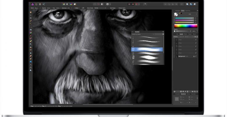 أفضل برامج تعديل الصور لنظام ماك Mac 1