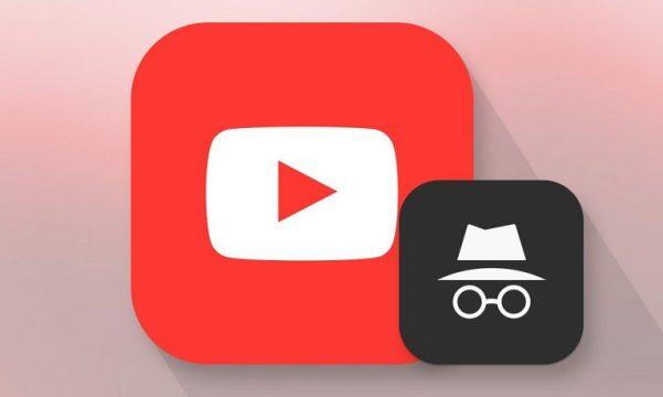 """طريقة تفعيل خاصية التصفح الخفي """"Incognito mode"""" في تطبيق يوتيوب 3"""