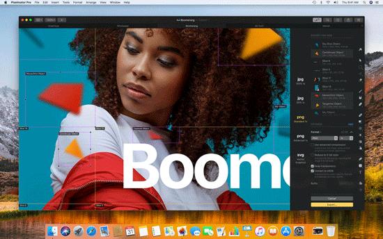 أفضل برامج تعديل الصور لنظام ماك Mac 5