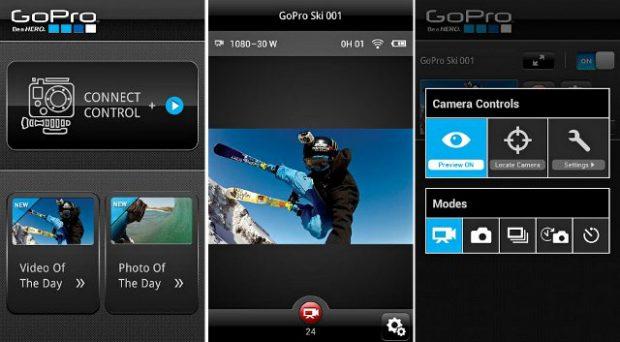 كيفية إستخدام كاميرا GoPro على أي هاتف أندرويد 3