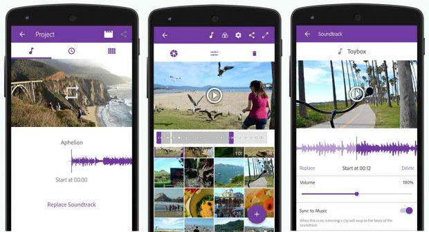 أفضل تطبيقات تعديل الفيديو على هواتف الآندرويد 5
