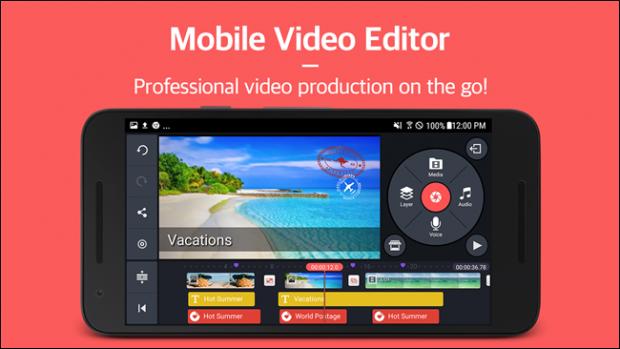 أفضل تطبيقات تعديل الفيديو على هواتف الآندرويد 1