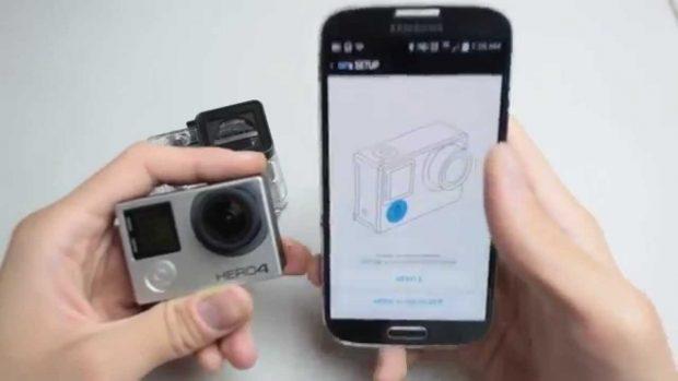كيفية إستخدام كاميرا GoPro على أي هاتف أندرويد 5