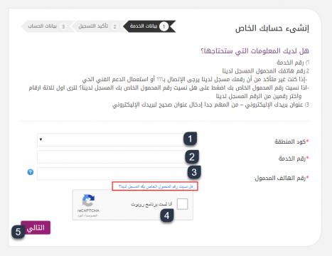 كيفية متابعة باقة الإنترنت الشهرية الخاصة بشركة WE أو TeData 3